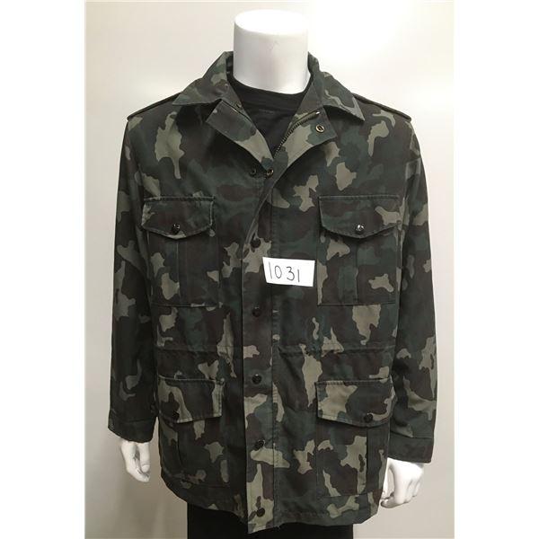 1031 - Canadian Military Garrison Dress Camo Jacket