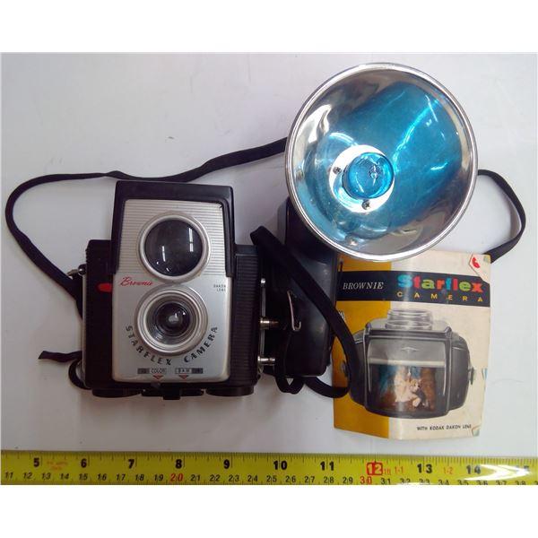 Brownie Starfine Flash Camera