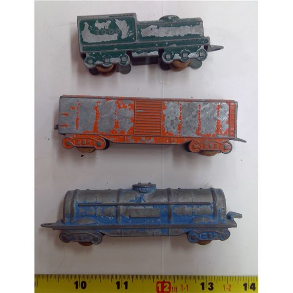 3x London Toy Train Set (Canada)