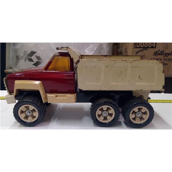 Tonka Dump Truck Steel/Plastic