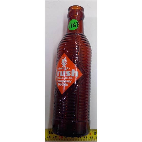 Early Orange Crush Amber Bottle 6oz.