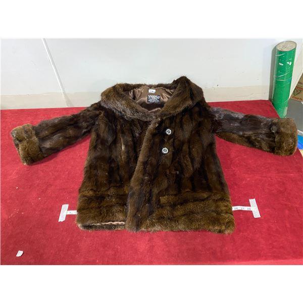Fur Coat Yaeger's Furs