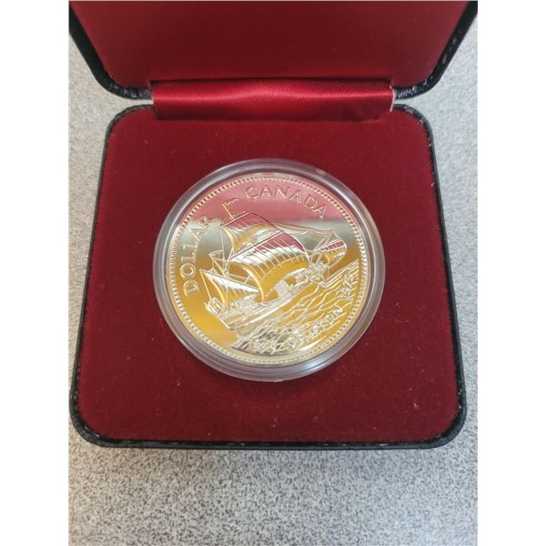1979 Canadian Silver Dollar