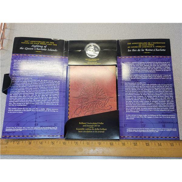 1999 Silver Dollar Gift Set