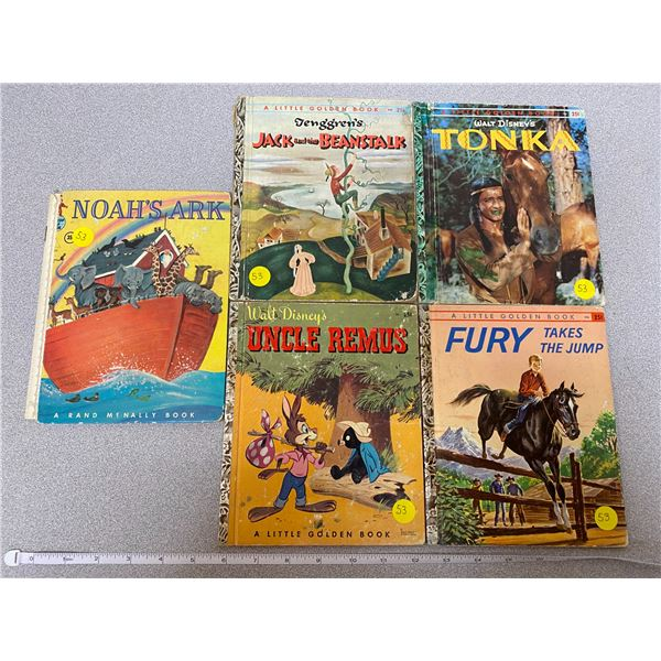 Lot Of (5) Children's Books