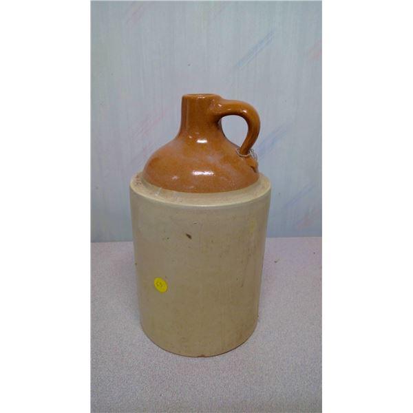1 gallon whiskey jug