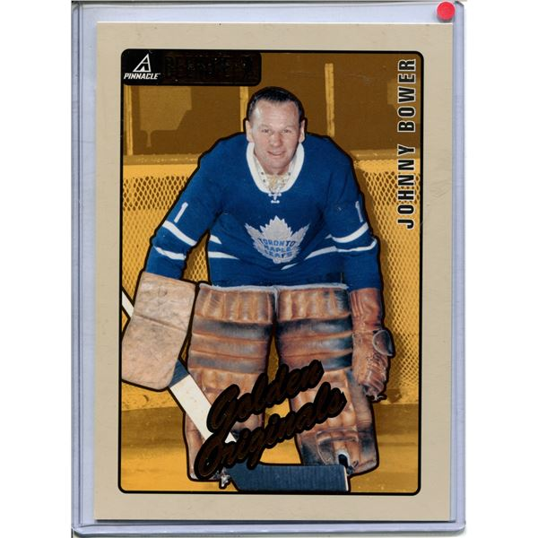 Johnny Bower pinnace Bee-hive #57 Golden originals