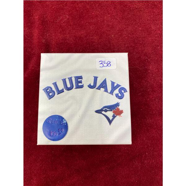 "2016 20 Dollar Fine Silver Coin ""Toronto Blue Jays"""