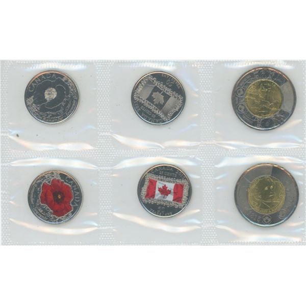 2015 Special Edition Uncirculated Proof Set