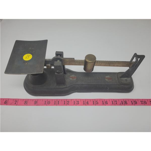 Fairbanks weight scale