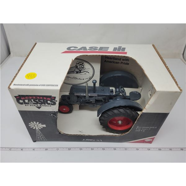 Die cast Case tractor, Country Classics by Scale Models USA.