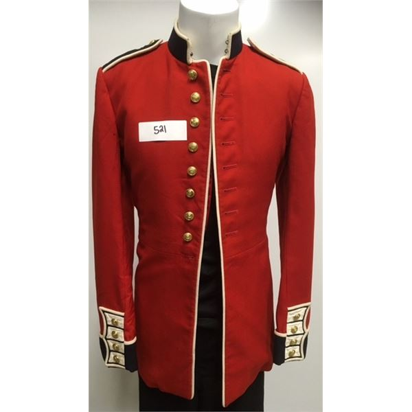 521- Canadian Forces Red Tunic Formal Jacket