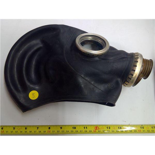 Vintage Gas Mask Cap
