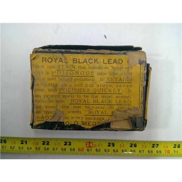 Antique Royal Black Lead - Stove Cleaner