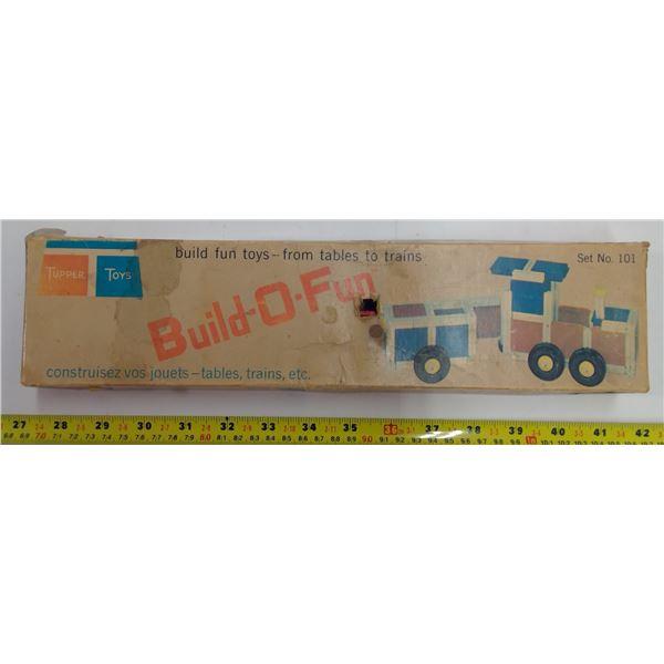 1960's Build-o-Fun Blocks