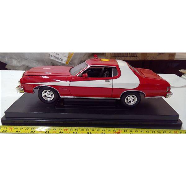 1975 Ford Gran Torino Model Car - 1/18th Scale