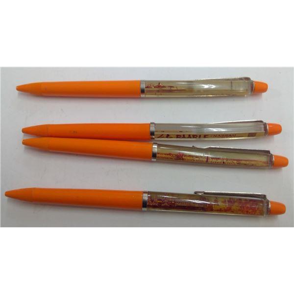 4 Floatie Pens - all work