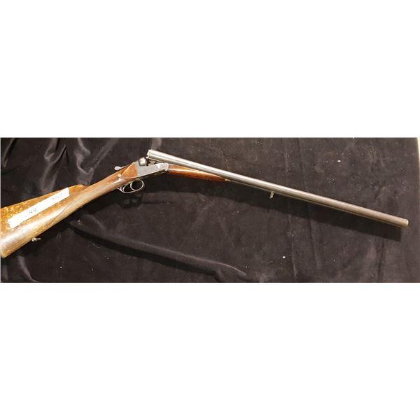 Double Barrel Shotgun (Inside Hammers)