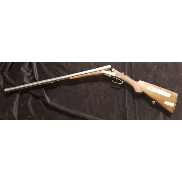 Double Barrel Shotgun (Inside Hammers) 12 Ga