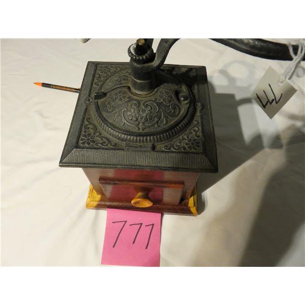 Vintage coffee grinder, good condition