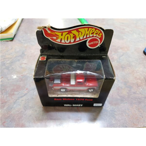 hot wheels 1979 ford 1/2 ton model