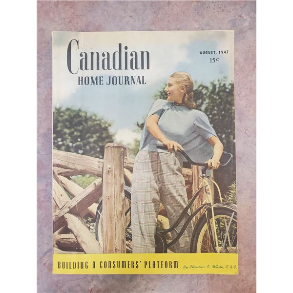 1947 canadian home journal
