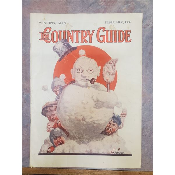 1934 country guide
