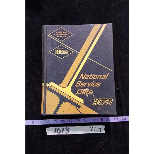 National Service 1970 Repair Manual