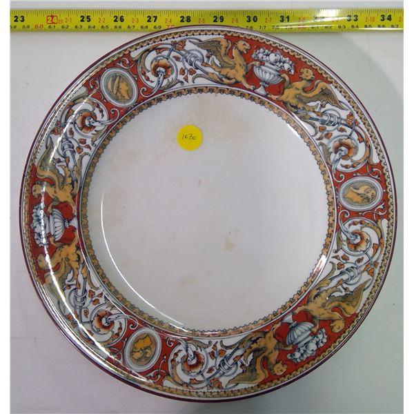 China Dinner Plate - Floretine