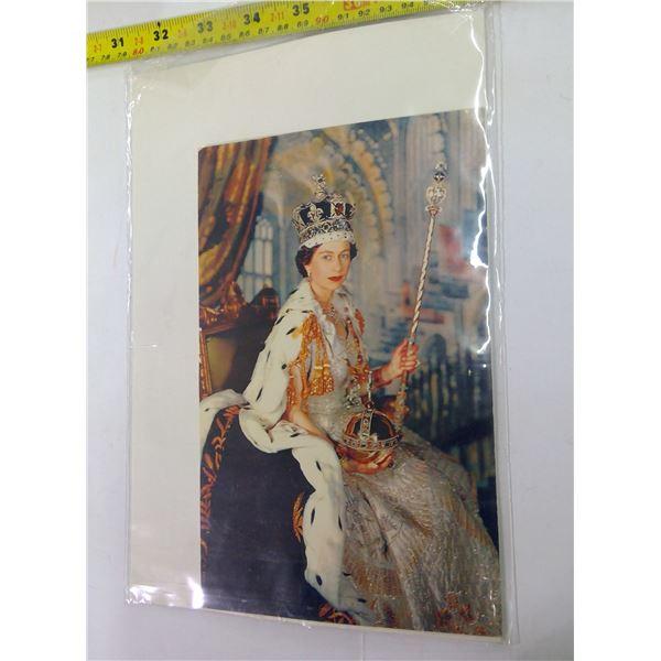 Queen Elizabeth II Print