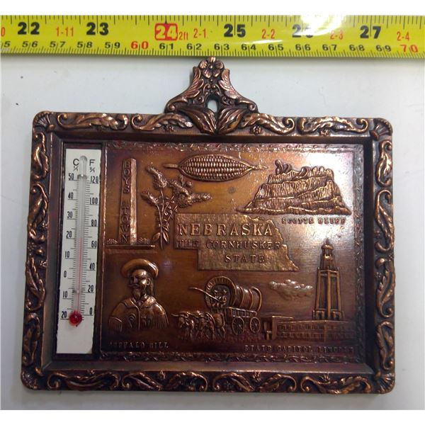 Plaque Style Thermometer