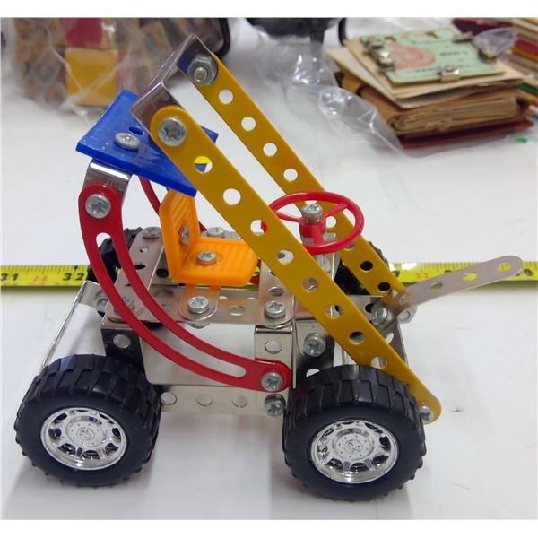Meccano Toy Car