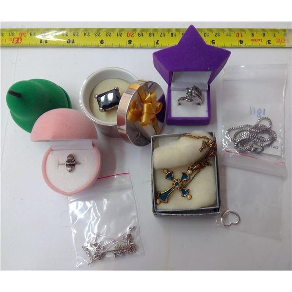 Lot of Costume Jewellery