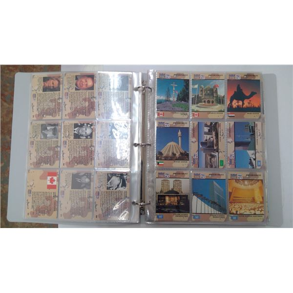 1991 Desert Storm Card Collection