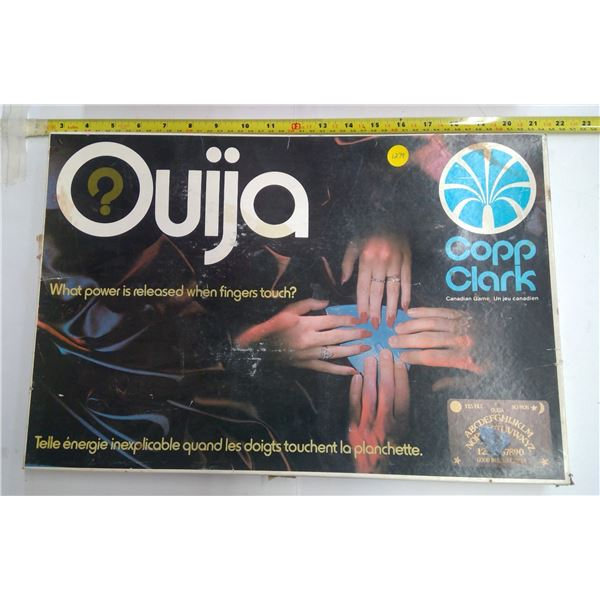 Collectible Ouija Board Game