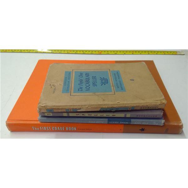 4 - Vintag Children's Books