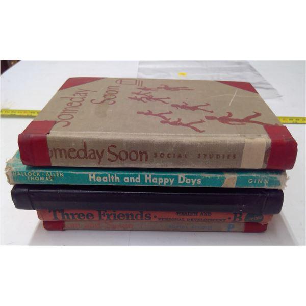 5 - Vintage Children's Books