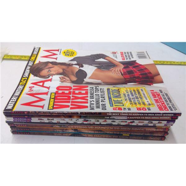 8 - Maxim Magazines