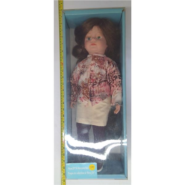 """20"""" Collectible Doll"""
