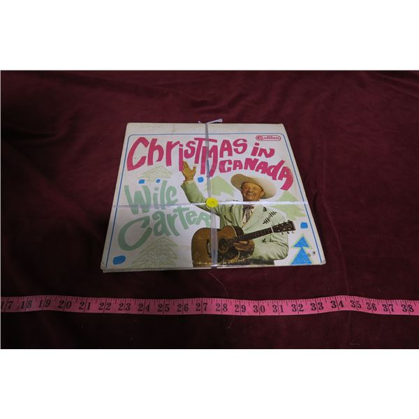 2 Christmas records