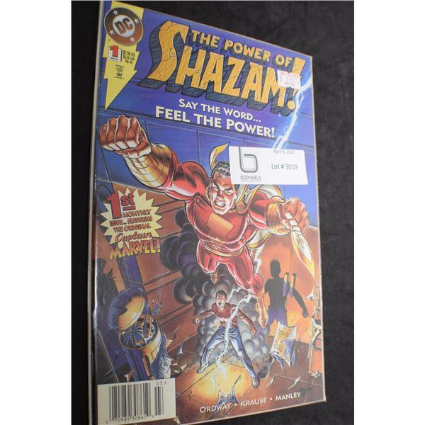 DC SHAZAM 1ST ED. COMIC BOOK