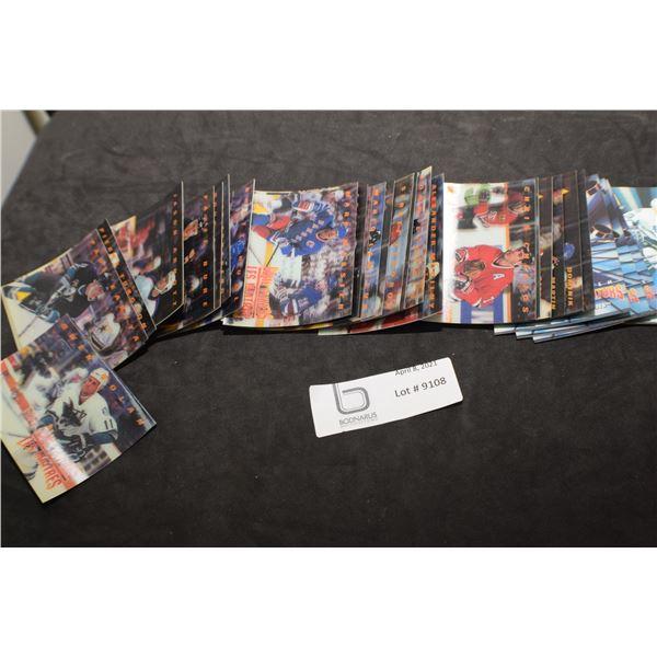 1994 3-D HOCKEY CARDS