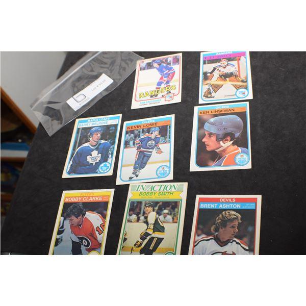 1980-81 O PEE CHEE HOCKEY CARDS