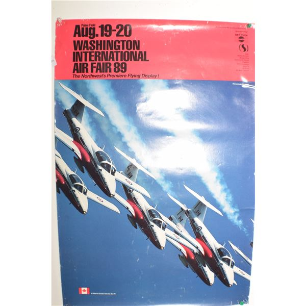 1989 USA AIR SHOW - SNOWBIRDS