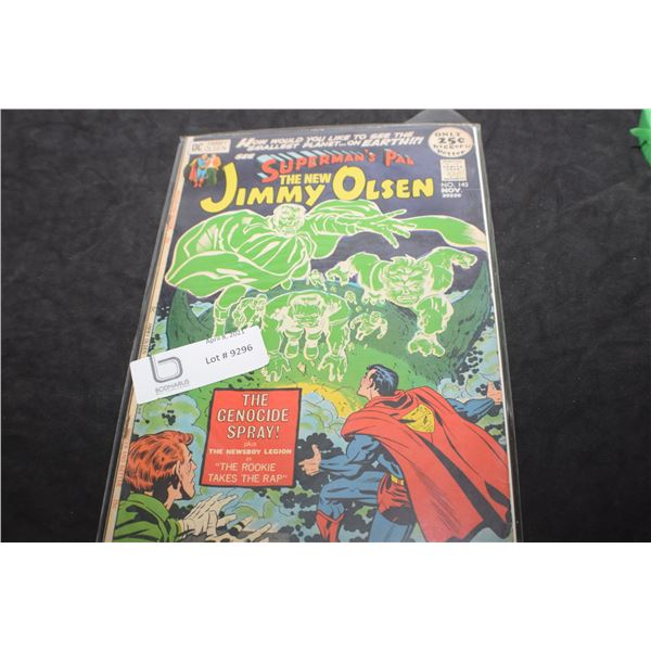 JIMMY OLSEN COMIC BOOK