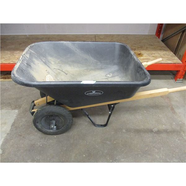Landscapes 8 Cubic Foot Wheelbarrow
