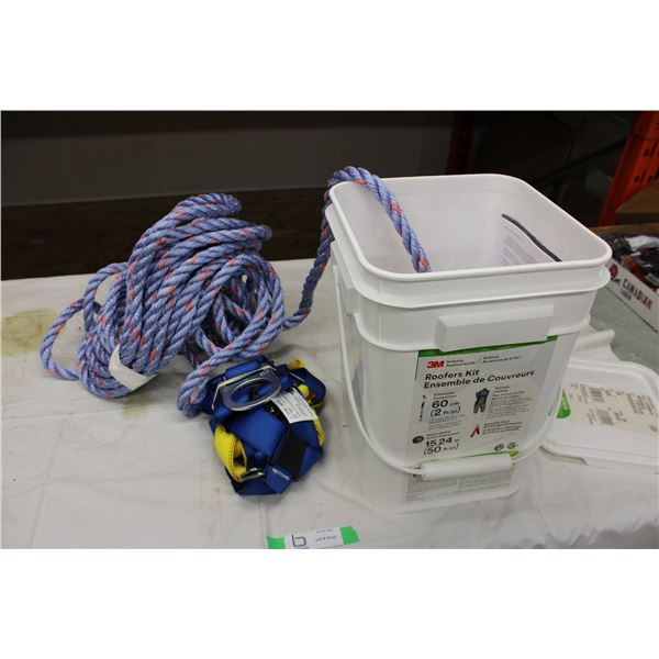 Roofers Safety Kit