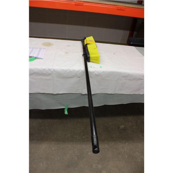 "Indoor + Outdoor 24"" Push Broom"