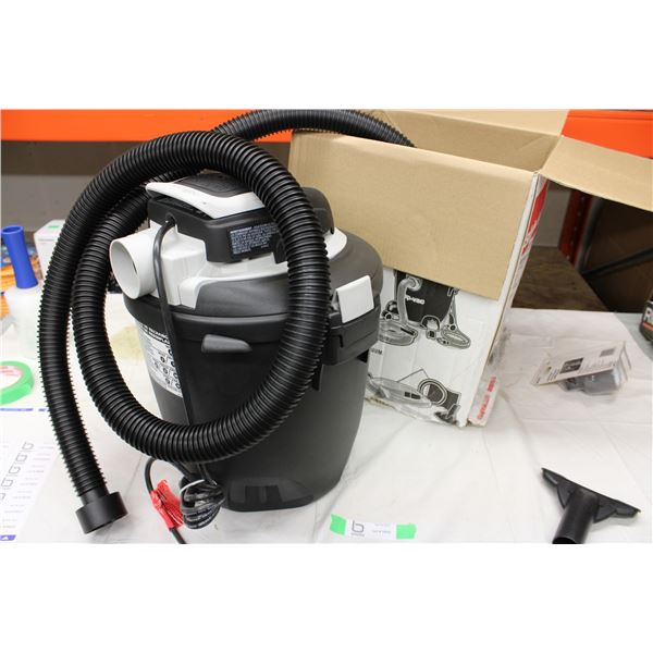 Wet Dry 5 Gallon Shop Vacuum 2.0HP