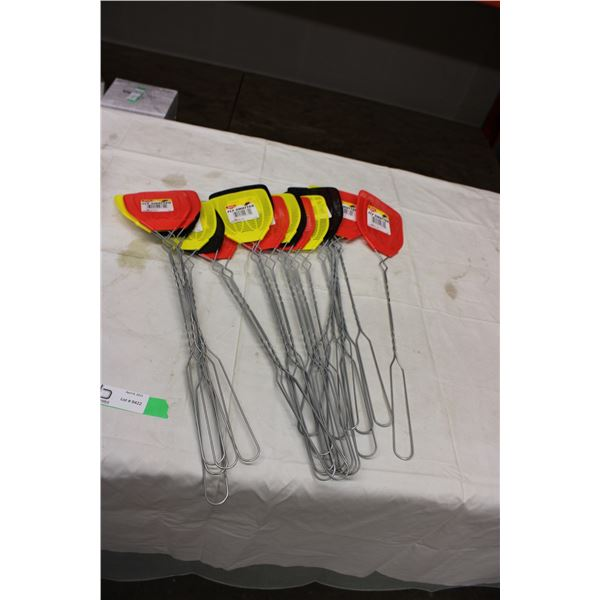 Assortment of Fly Swatters